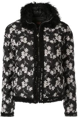 Giambattista Valli Floral Padded Jacket