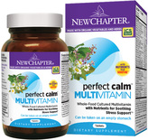Perfect Calm Multivitamin by New Chapter (72 Tablets)