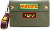 Fendi inlaid pouch