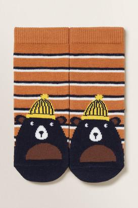 Seed Heritage Beanie Bear Socks
