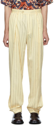 Hope Off-White Stripe Terra Trousers