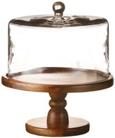 Jay Import Madera Pedestal Dome Plate