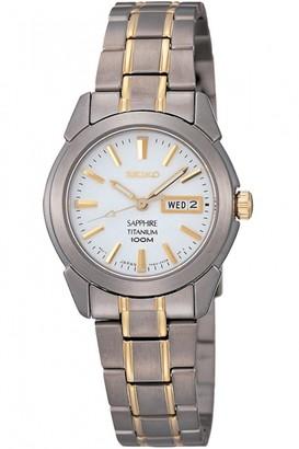 Seiko Ladies Titanium Watch SXA115P1