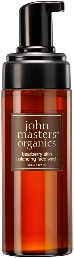 John Masters Organics Bearberry Oily Skin Balancing Face Wash (118ml)