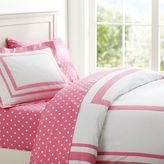 PBteen Suite Bundle with Dottie Sheeting, Bright Pink