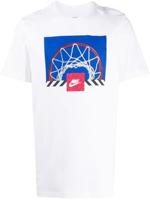 Nike Bball print T-shirt