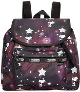 Le Sport Sac Small Peanuts Edie Backpack