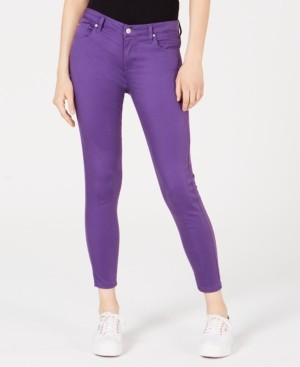 Celebrity Pink Juniors' Skinny Ankle Jeans