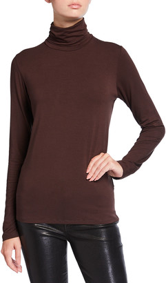 Majestic Filatures Long-Sleeve Turtleneck Tee