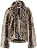 Marni Faux Fur Jacket