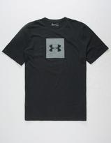 Under Armour Camo Boxed Logo Mens T-Shirt