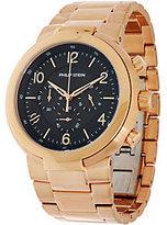 Philip Stein Teslar Men's Rosetone Steel Bracelet Active Classic Watch