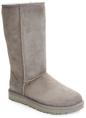 Classic Tall II Shearling-Lined Suede Boots