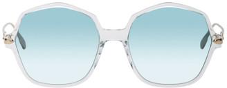 Christian Dior Transparent DiorLink2 Sunglasses