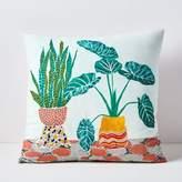 west elm Patio Garden Pillow Cover