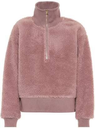 Varley Daphne sherpa sweatshirt