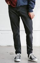 LA.EDIT Vintage Black Skinny Jeans