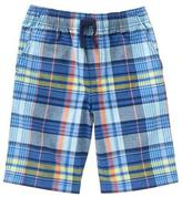 Crazy 8 Plaid Shorts