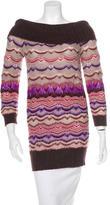 Missoni Knit Cowl Neck Sweater