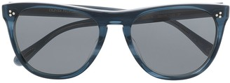 Oliver Peoples Daddy B square-frame sunglasses