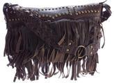 Philosophy di Alberta Ferretti Fringe Shoulder Bag