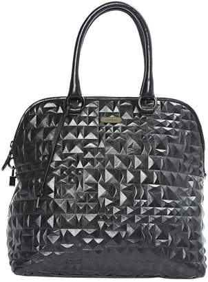 John Richmond Black Leather Handbags