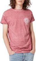 Topman Men's Eternity Graphic T-Shirt