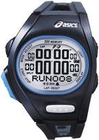 Asics Men's Race CQAR0102 Navy Polyurethane Quartz Watch