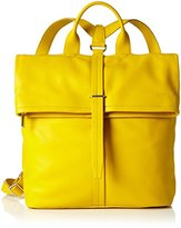 Bree Women's Fantastic 6, yellow, backpack S S16 Shopper Yellow Size: