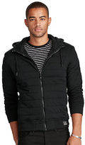 Polo Ralph Lauren Quilted Cotton-Blend Hoodie