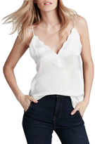 Free People Scallop Cami
