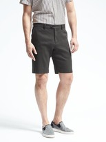 Banana Republic Aiden Slim Linen-Blend Short