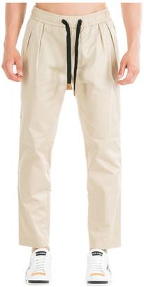 Dolce & Gabbana Yohji Letters Trousers
