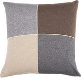 Arabella Rani Windowpane Check Pillow