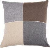 Arabella Rani Windowpane Check Pillow