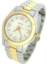 DKNY 3-Hand Croco Leather Women's watch #NY8333