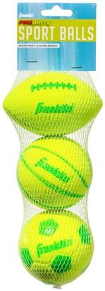 Franklin Micro Probrite Foam Ball 3-pack