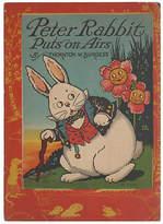 One Kings Lane Vintage Peter Rabbit Puts on Airs