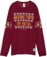 PINK Arizona State University Long Sleeve Campus Tee