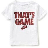 Nike Little Boy's 2T-7 That's Game Tee