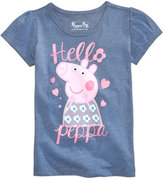 Nickelodeon Nickelodeon's Peppa Pig-Print T-Shirt, Toddler Girls (2T-5T)