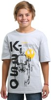 Mad Engine boys K-2SO Rogue One Youth T-Shirt