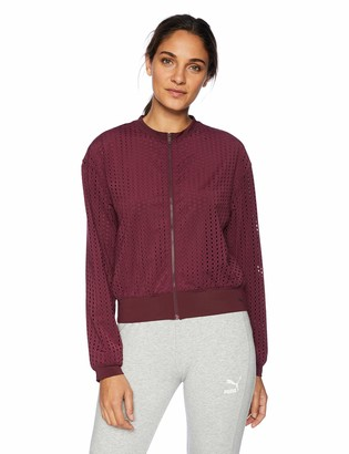 Puma Women's Luxe Jacket Sweater