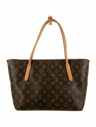 Louis Vuitton Monogram Raspail PM Brown