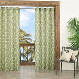 Parasol Totten Key Trellis Indoor Outdoor Curtain