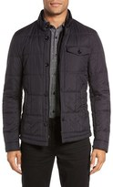 BOSS Men's 'Carton' Quilted Shirt Jacket