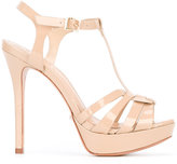 Schutz T-bar heeled sandals