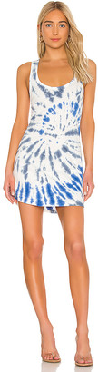Pam & Gela Tie Dye Tank Dress