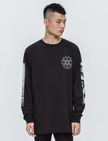 Black Scale ND L/S T-Shirt