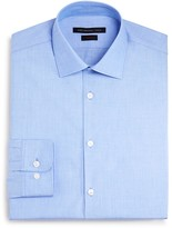 John Varvatos Solid Non-Stretch Slim Fit Dress Shirt